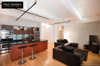 Supreme Loft with Private Outdoor Patio in Clinton Hill