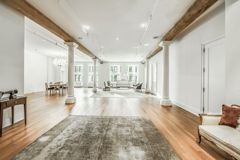 285 LAFAYETTE  STREET FULL SERVICE LUXURY CONDOMINIUM  FOUR BEDROOM + LIBRARY ULTRA CHIC LOFT IN THE HEART OF SOHO