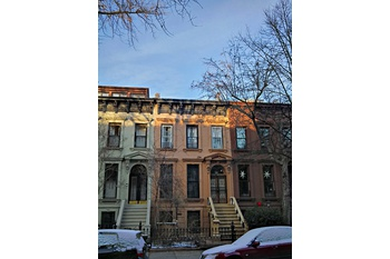 Historic Prospect Heights Parlor Apartment Ideal Location Massive Windows Original Floors